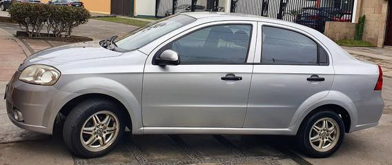 Chevrolet Aveo, 2009, Único Dueño, Uso Particular.