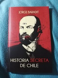 Libro Historia Secreta De Chile (envio Gratis)