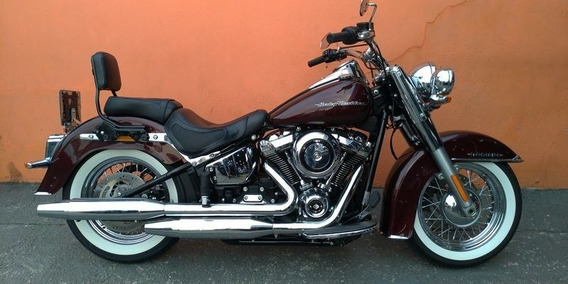 Harley Davidson Softail Deluxe 2018