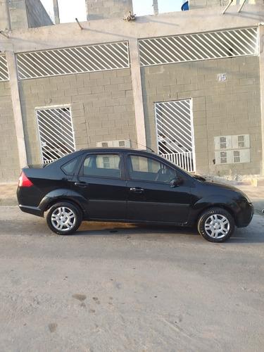 Ford Fiesta Sedan 2007 1.0 Flex 4p