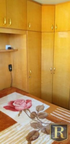 Apartamento Para Venda Em Guarapuava, Santa Cruz, 3 Dormitórios, 1 Banheiro, 1 Vaga - _2-1055694