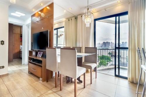 Apartamento A Venda Em São Paulo - 22030