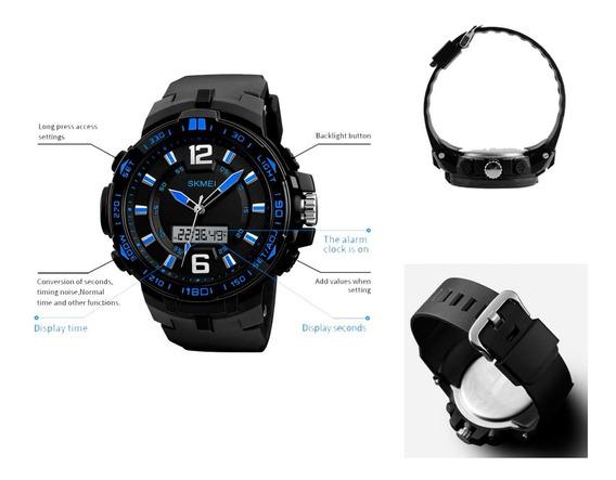 Relógios Importado Do Japão Resistência Até 50m Caixa 55mm