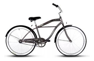 Bicicleta Playera Especial De Paseo Top Mega Rambler + Linga