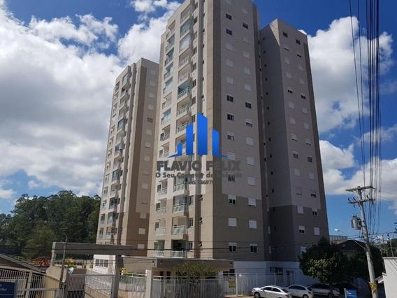 Apartamento 85 Metros Condominio Viver Arujá Com 3 Vagas E Andar Alto - 556