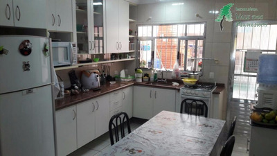 Sobrado Residencial À Venda, Parque Pinheiros, Taboão Da Serra. - So0067