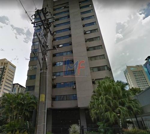 Imagem 1 de 1 de Ref  9498 Excelente Sala Comercial Em Condomínio No Bairro Indianópolis, 1 Vaga De Garagem, 36,56 M² - 9498