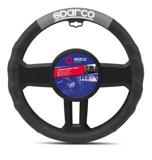 Cubre Volante Forro Protector Timon Sparco Original Gris