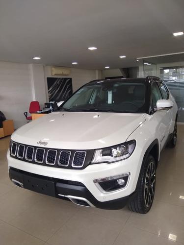 Nueva Jeep Compass Limited 2.0 Tdi At9 4x4 Diesel
