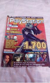 Revista Playstation Especial (duas Em Uma)
