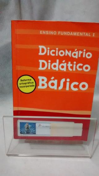 Dicionário Didático Básico De Língua Portuguesa