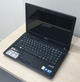 Notebook Sti Is 1423g I3 4gb 320gb Windows 14