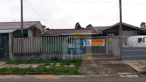 Casa Com 2 Dormitórios À Venda, 69 M² Por R$ 215.000,00 - Augusta - Curitiba/pr - Ca0190