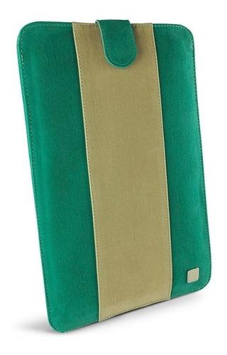 Funda Tablet Microcase Sobre Ecocuero Handcrafted Hc 10