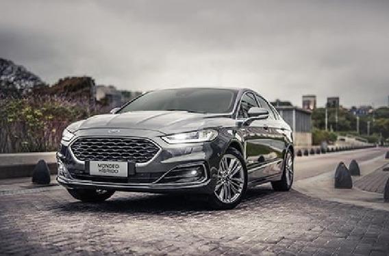 Ford Mondeo Vignale Hibrido En Stock