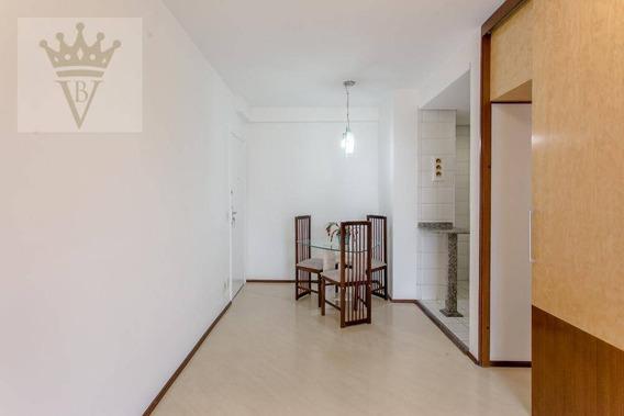 Apartamento Com 1 Dormitório À Venda, 40 M² Por R$ 490.000 - Perdizes - São Paulo/sp - Ap2780