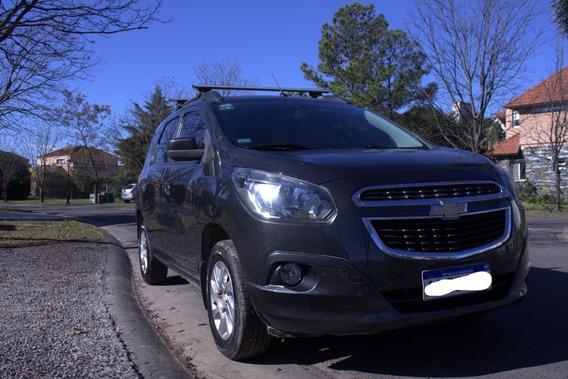 Chevrolet Spin Ltz - 2016 - 1.8 - Aut - 7as