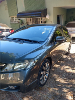 Honda Civic 2010 1.8 Lxl Flex 4p