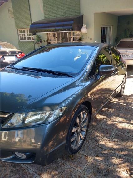 Honda Civic 2010 1.8 Lxl Flex 4p