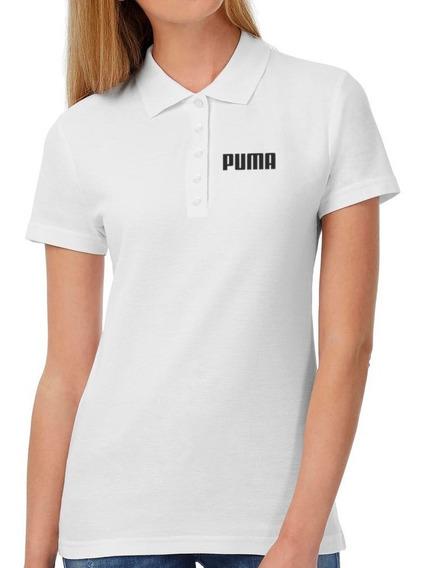 Playera Polo Ess Mujer 02 Puma 854785