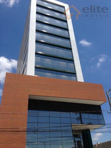 Sala Para Alugar, 31 M² Por R$ 1.490,00/mês - Centro - São José Dos Pinhais/pr - Sa0004