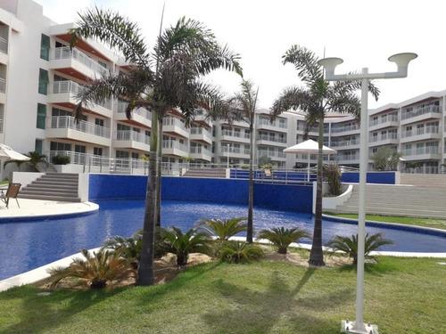 Apartamento Com 2 Dormitórios À Venda, 79 M² Por R$ 419.000,00 - Porto Das Dunas - Aquiraz/ce - Ap2009