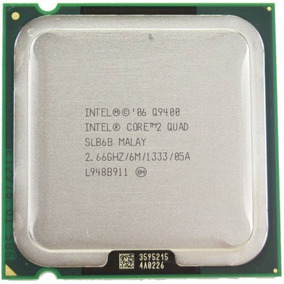 Intel Core 2 Quad Q9400 2.66ghz 6mb 1333mhz Fsb