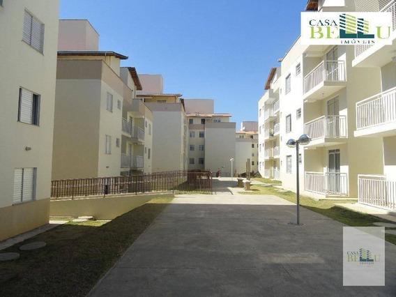 Apartamento Residencial À Venda, Companhia Fazenda Belém, Franco Da Rocha. - Ap0004