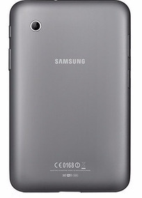 Tampa Traseira Tablet Samsung Gt- N3100 Cinza