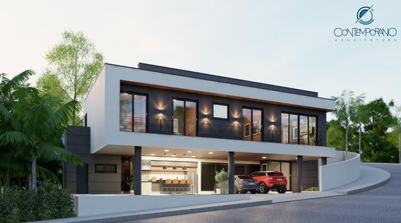 Casa Duplex Arrojado Projeto Cond. Fechado Ca-477