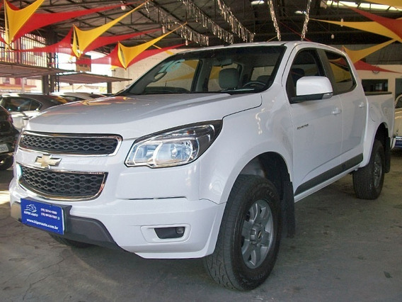 Chevrolet Gm S10 Advantage 2.4 Branco 2016