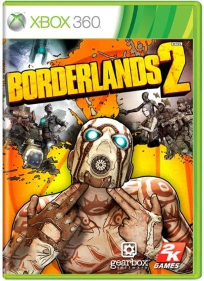 Borderlands 2 Xbox 360 Xbox One Xone Original Frete R$12