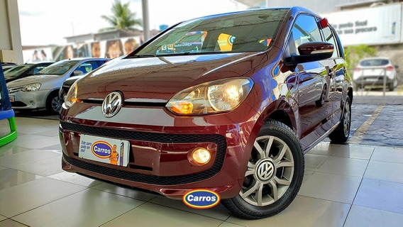 Volkswagen Up 1.0 Mpi High Up 12v Flex 4p Manual