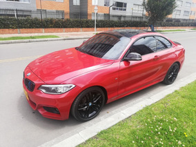 Bmw Coupe Serie 2 220i Sportline Paquete M