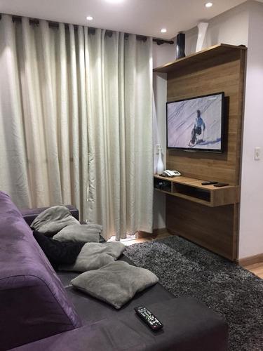 Imagem 1 de 14 de Apartamento No Parque Do Carmo 2 Dormitórios 1 Vaga Financia