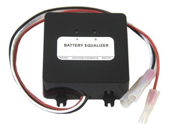 Equalizador De Bateria 24v - 2 X Baterias 12v - Balanceador