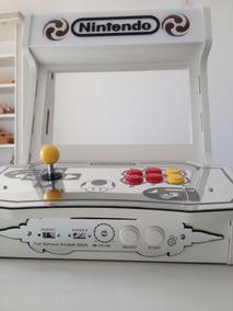 Projeto Fliperama Mini Bartop Em Dxf