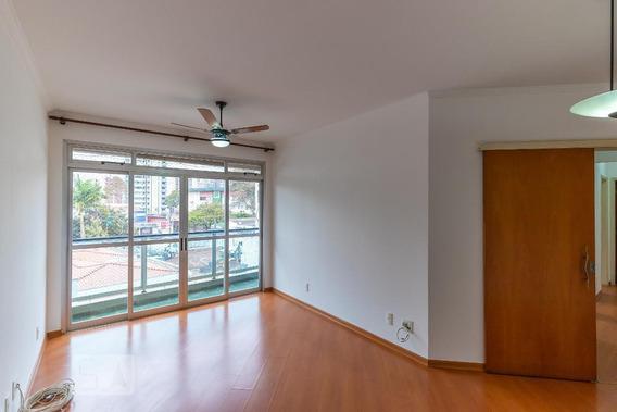 Apartamento No 3º Andar Com 3 Dormitórios E 2 Garagens - Id: 892953597 - 253597