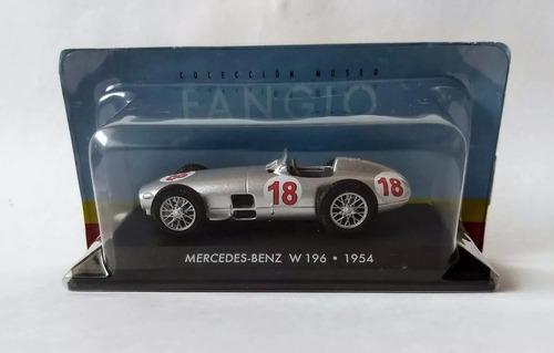 Colección Museo Fangio - - Mercedez-benz W 196 La Nacion