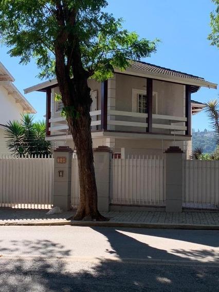 Casa Com 4 Dormitórios Para Alugar, 230 M² Por R$ 4.000,00/mês - Bosque - Vinhedo/sp - Ca1212