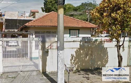 Casa Para Venda Em Santo André, Vila Alzira - 12094_1-772404