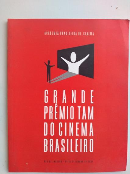 Livro Grande Prêmio Tam Do Cinema Brasileiro Academia Brasil