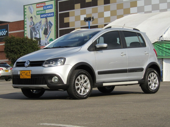 Volkswagen Cross Fox Mt 1600cc Aa Ab Abs