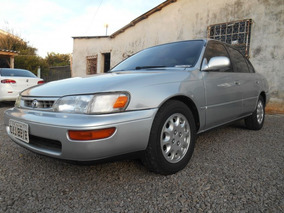 Toyota Corolla 1.8 Le 16v Gasolina 1997 Prata