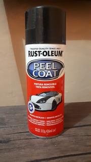 Pintura Removible Negro Rust Oleum