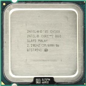 Processador Core 2 Duo E4500 (2.2ghz 2m\ 800mhz) Lga 775