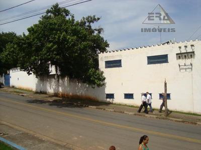 Galpão Industrial Para Locação, Jardim Rincão, Arujá. - Ga0010