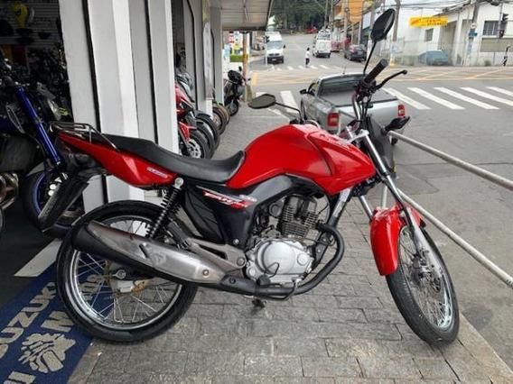 Honda Cg 150 Fan Esdi Flex 2014