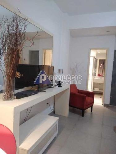 Imagem 1 de 20 de Apartamento À Venda, 1 Quarto, Ipanema - Rio De Janeiro/rj - 2682