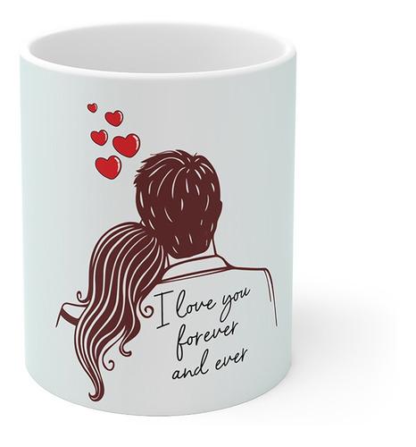 Imagem 1 de 5 de Caneca Love Forever